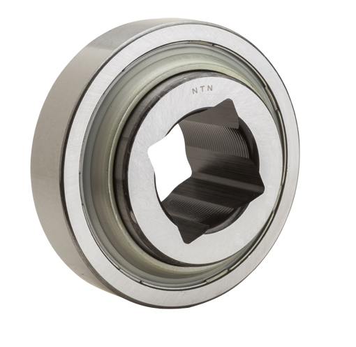 Farm Implement Hub Bearings : Farm implement square bore bearings cylindrical o d on