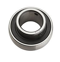 Bearing Insert w/ Set Screw, Narrow Inner Ring - Spherical O.D.
