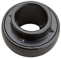 Bearing Insert w/ Set Screw, Wide Inner Ring - Spherical O.D.