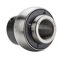 Bearing Insert w/ Eccentric Locking Collar, Wide Inner Ring - Spherical O.D.