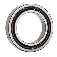 Single Angular Contact Ball Bearings - Open Type