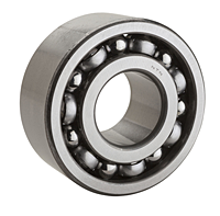 Double Row Angular Contact Ball Bearing - Open Type, Series 5200 & 5300