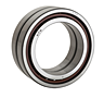 Double Angular Contact Ball Bearing for Motors and Lathes