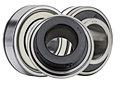 Eccentric Locking Collar Type Bearings - Cylindrical O.D.