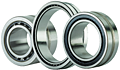 Machined-Ring Needle Roller Bearings w/ Inner Ring