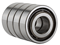Quadruple-Row Angular Contact Thrust Ball Bearings for Ball Screws