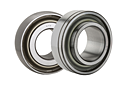 Farm Implement Bearings - Round Bore