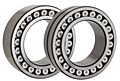 Spherical Roller Bearings w/ Standard Bore