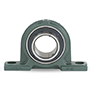 Pillow Block Unit, Set Screw, Ductile Cast Housing, UCPE Type - 2