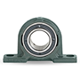 Pillow Block Unit, Set Screw, Ductile Cast Housing, UCPE Type - 3
