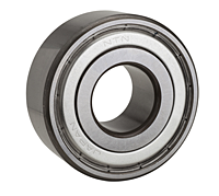 Double Row Angular Contact Ball Bearing - Double Shielded