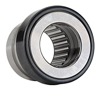 Needle Roller Bearing with Thrust Cylindrical Roller Bearing - w/ Cover