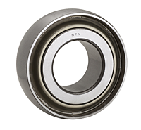 Farm Implement Round Bore Bearings - Spherical O.D.