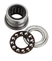 Needle Roller Bearing with Thrust Ball Bearing - Open Type