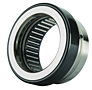 Needle Roller Bearing with Thrust Ball Bearing - w/ Cover