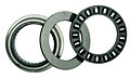 Needle Roller Bearing with Thrust Cylindrical Roller Bearing - Open Type