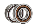 Angular Contact Ball Bearings for Motors and Lathes - BNT Type