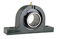 Pillow Block Unit, Set Screw, Steel Housing, UCPG Type