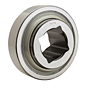 Farm Implement Square Bore Bearings - Cylindrical O.D.
