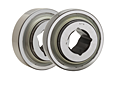 Farm Implement Bearings - Square Bore