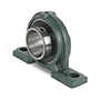 Pillow Block Unit, Set Screw, Ductile Cast Housing, UCPE Type